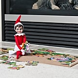 7. Get an Elf on the Shelf to do the heavy lifting Some families take their Elf on the Shelf commitment to the next level, but even employing this pliable doll to do the bare minimum — popping up around the house each day to keep a watchful eye on your kids — is enough to help keep them in the spirit . . . and on their best behavior. 8. Hide gifts as if your life depended on it If you think shoving shopping bags under your bed is good enough, be prepared to come clean about Kris Kringle. The older the kids get, the more likely they are to uncover your hiding spot in the attic, in the storage room, in the garage . . . wherever. If you can, leave a stockpile of presents at a friend's house (one who doesn't have curious kids, either) to pick up the night before.