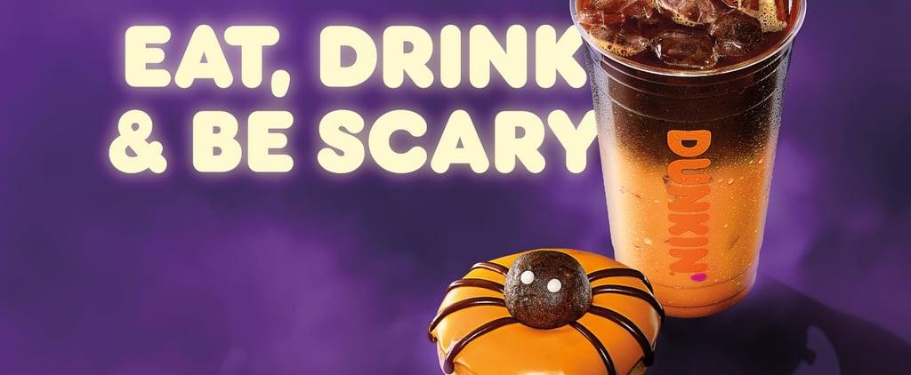 Dunkin's New 2021 Halloween Treats Are Here!