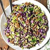 Bacon, Brussels Sprouts, and Chopped Cabbage Breakfast Salad