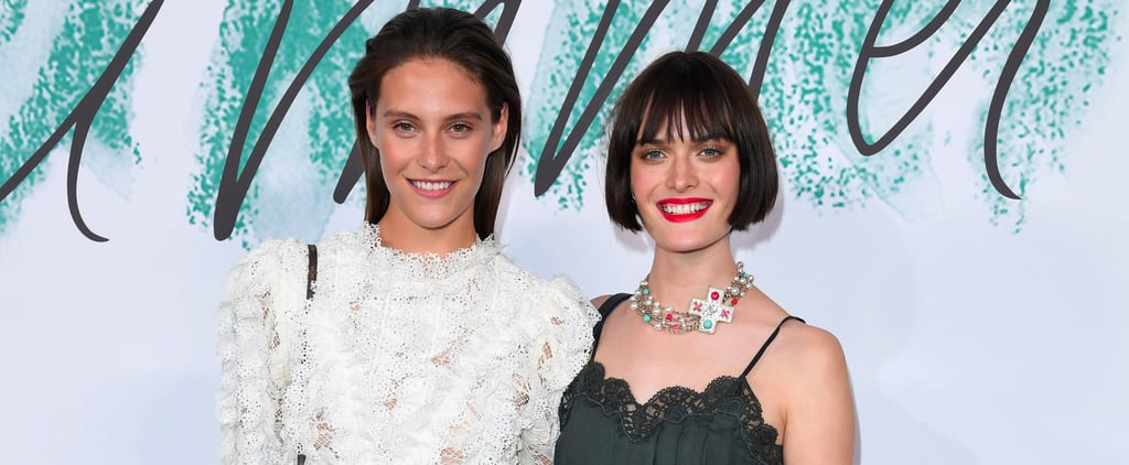 Model BFFs Sam Rollinson and Charlotte Wiggins Are Sisters in Style