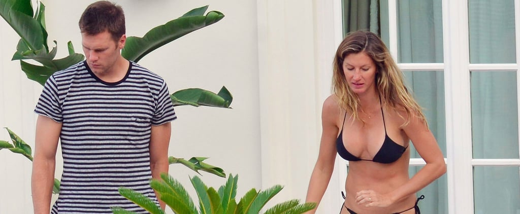 Gisele Bündchen Rocks a Teeny-Tiny Bikini During Her Italian Getaway With Tom Brady