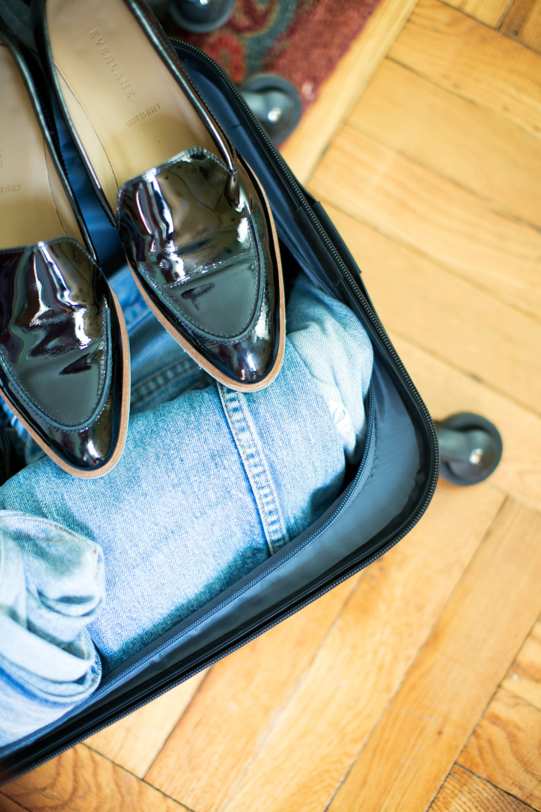 2133c9d147f4 Tips For Packing a Small Suitcase