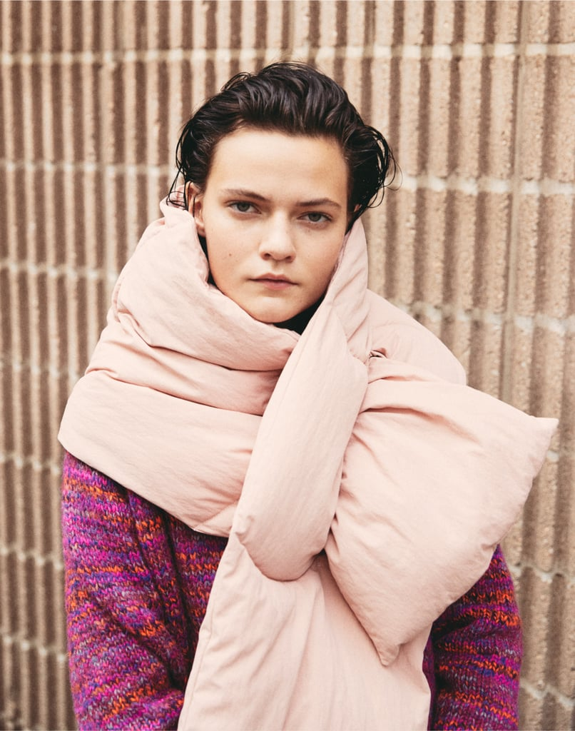 Madewell Launches Outerwear Collection With Buffy Comforters