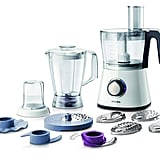 Philips 750 W Kitchen Food Processor With Accessories