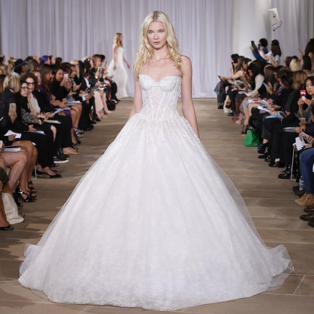 Pronovias | Princess Dresses at Bridal Fashion Week Autumn/Winter ...