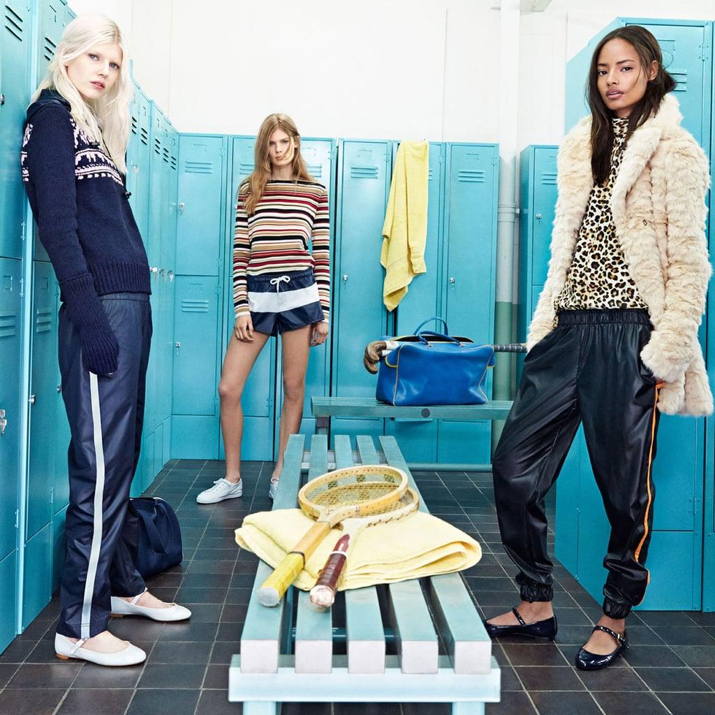 Zara TRF Schools Us in Cool-Girl Autumn Styling