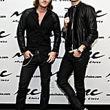 Brian Kelley and Tyler Hubbard of Florida Georgia Line