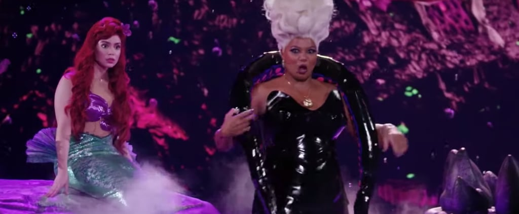 "Queen Latifah's ""Poor Unfortunate Souls"" Performance Video"