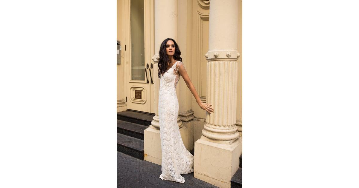 Anna Campbell Best Wedding Dress Designers Australia Popsugar