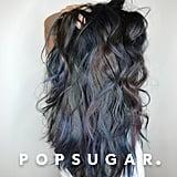 Oceanic Brunette Hair Color Trend