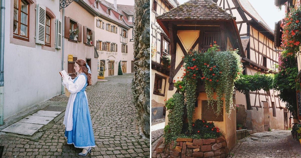 Eguisheim Beauty And The Beast Town In France Pictures Popsugar Smart Living,Bedroom Ideas Seductive Photo Ideas