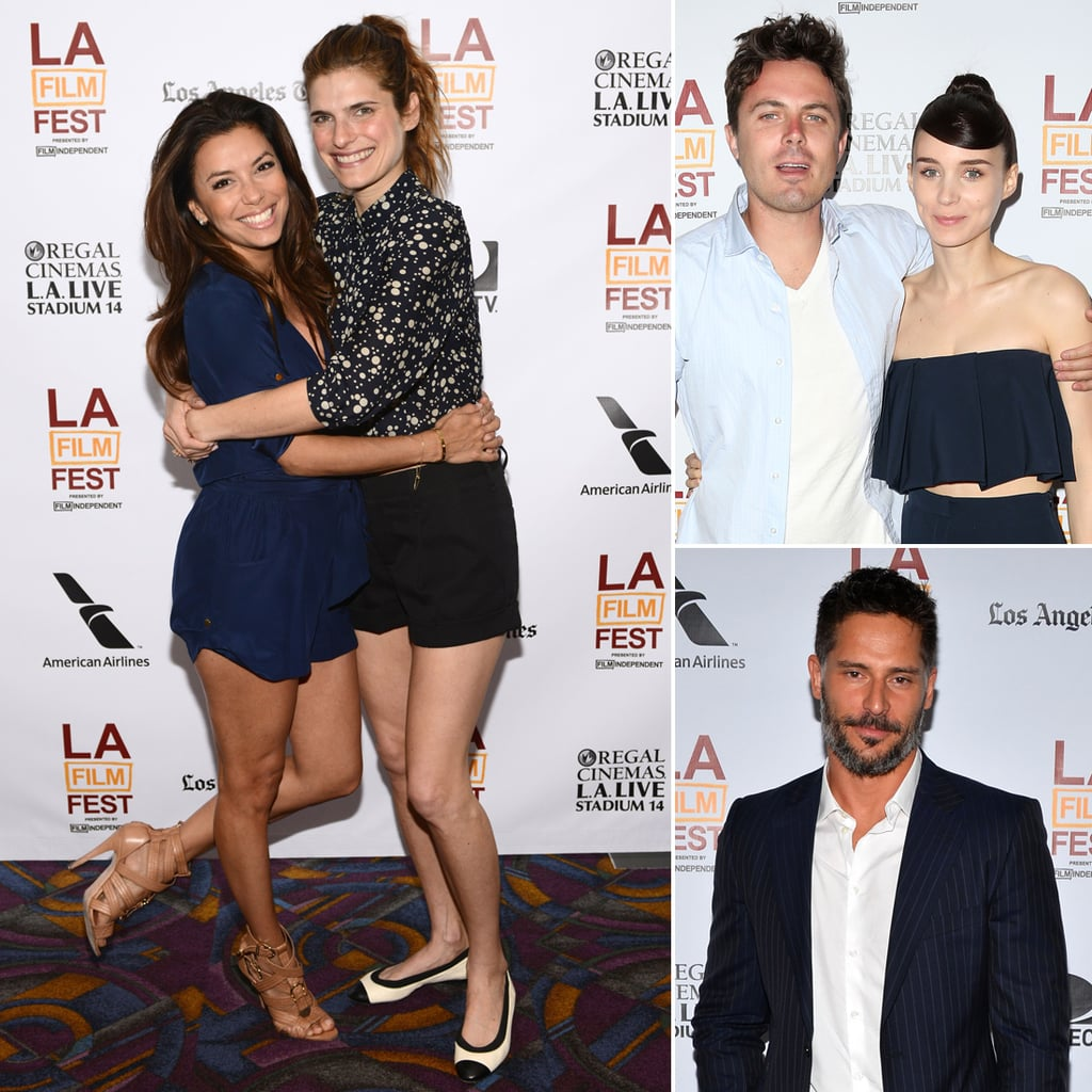 Celebrities at 2013 LA Film Festival Pictures