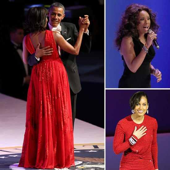 Celebrities at the 2013 Inaugural Ball | Pictures