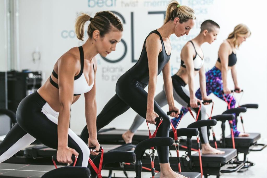 Pilates Arm Workout