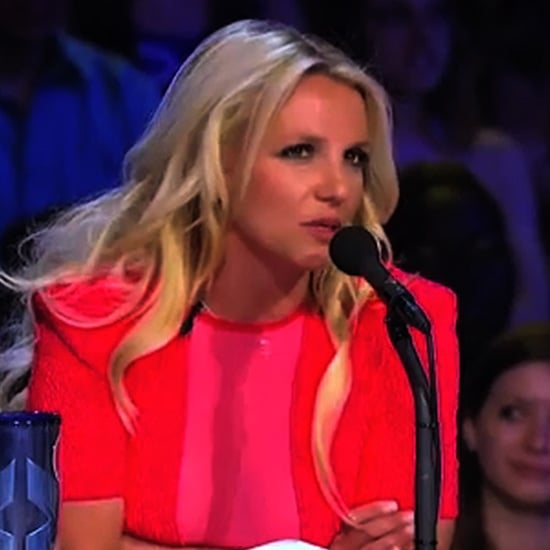 Britney Spears on The X Factor Premiere (Video)