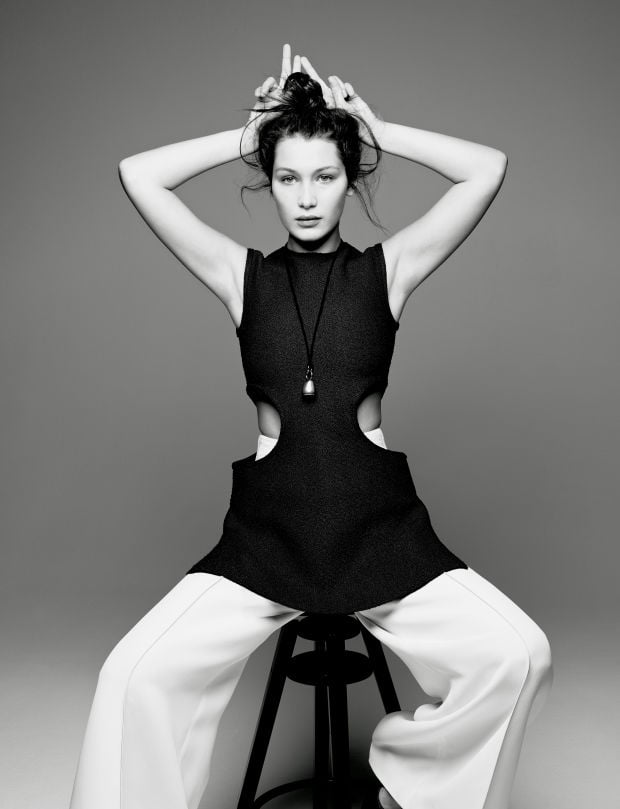 Why Bella Hadid Is the Model You Need to Know Right Now