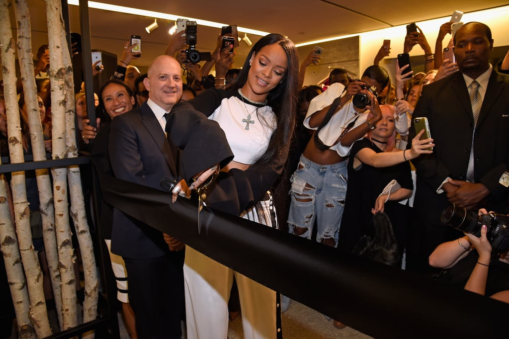 Of Course There Was a Ribbon Cutting