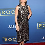 Rodarte's sparkling sheath dress at the premiere of Room in 2015 felt right in line with Brie's bold signature style.