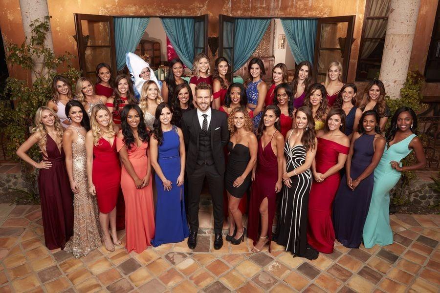 Nick Viall Bachelor Contestants 2017
