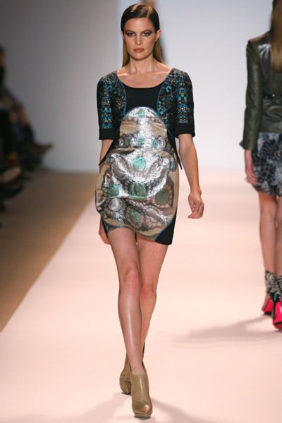 New York Fashion Week, Fall 2009: Matthew Williamson
