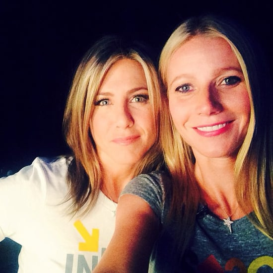 Gwyneth Paltrow Selfies