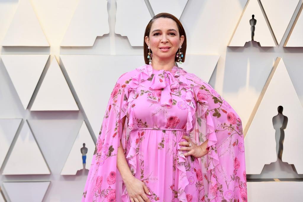 Pink Dresses at the Oscars 2019 | POPSUGAR Fashion