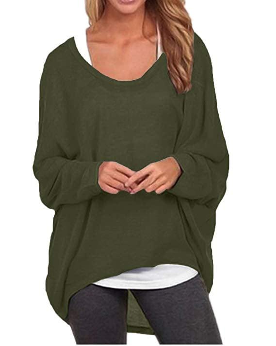 Zanzea Batwing Sweater