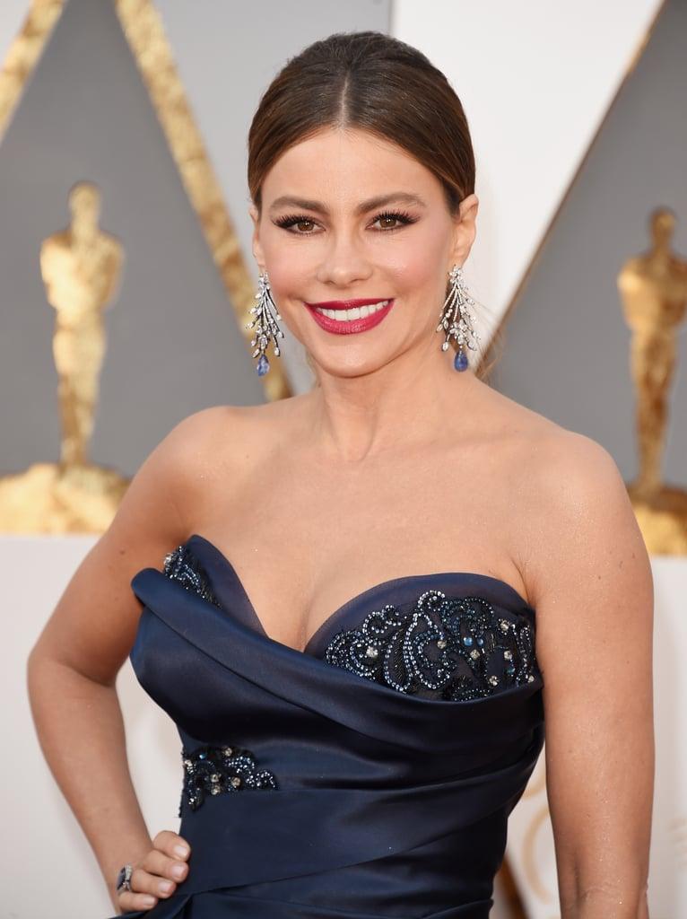 Sofia Vergara at the Oscars 2016