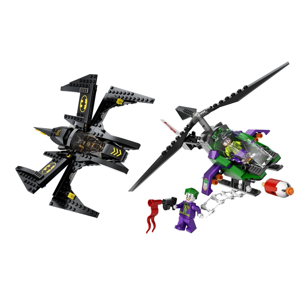 Lego Superheroes Batwing Battle Over Gotham City