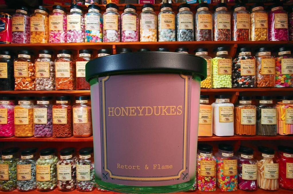 Honeydukes Candle