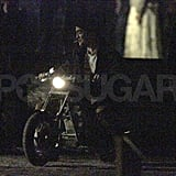 Robert Pattinson and Kristen Stewart Pictures at Breaking Dawn Party