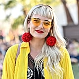 Best Beauty Looks at Coachella 2018