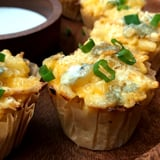 You Won't Care Who's Winning the Game If You've Got Buffalo Mac 'n' Cheese Cups