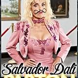 Salvador Dali Parton