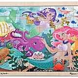 Mermaid Fantasea Wooden Jigsaw Puzzle