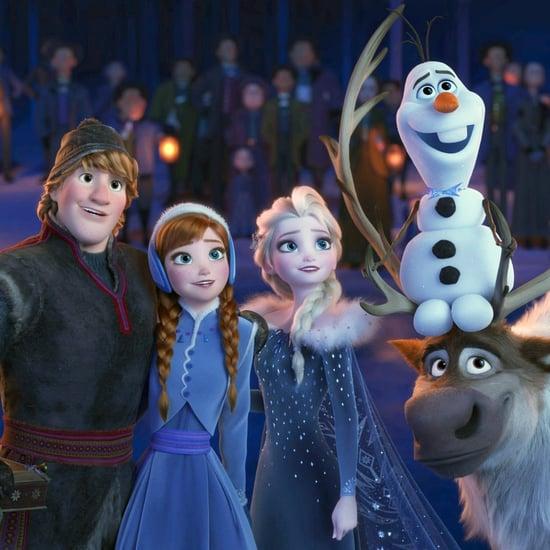 Frozen 2 Details