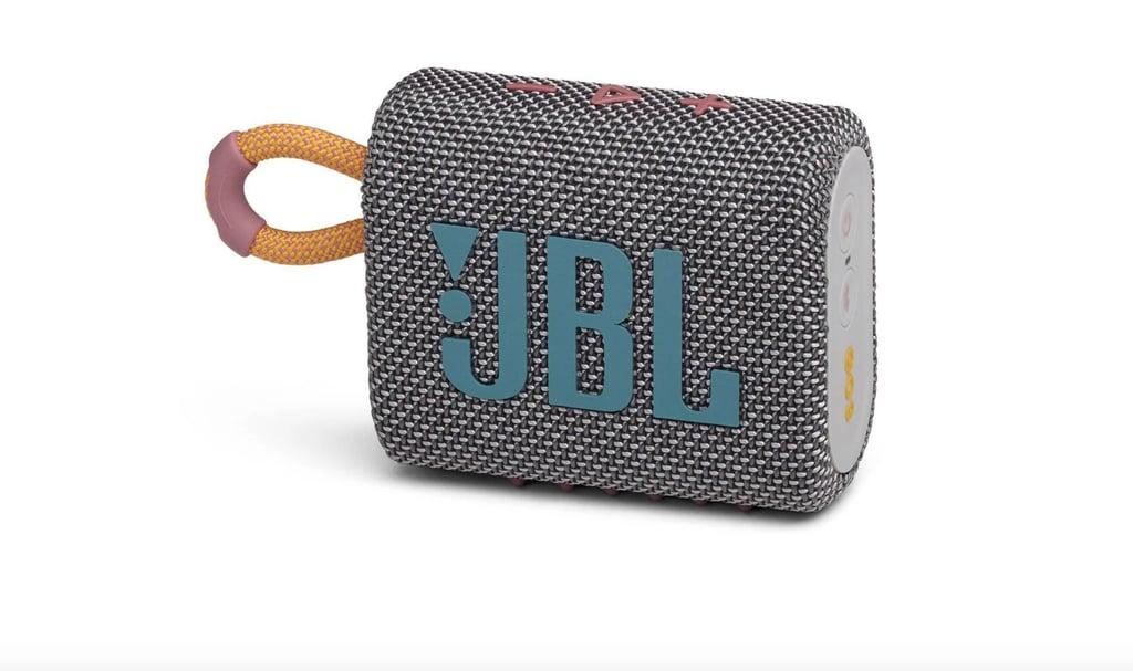 Best Affordable, Durable Speaker: JBL Go3 Wireless Speaker