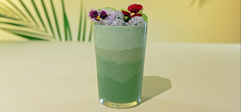 This Spiked Ombré Smoothie Is a Boozy-Brunch-Lover's Dream