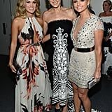 Carrie Underwood, Kate Walsh, and Miranda Lambert