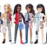 All Six Creatable World Dolls