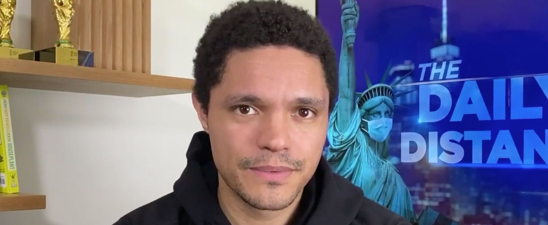 Trevor Noah Addresses America's Policing System | Video