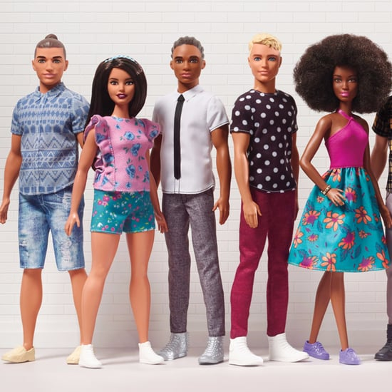 Barbie Adds 15 New Diverse Ken Dolls to Fashionistas Line