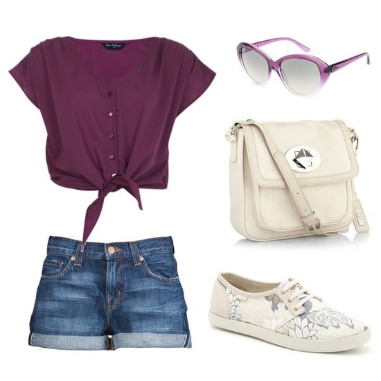 How to Wear Spring's Crop Top Trend 5 Different Ways