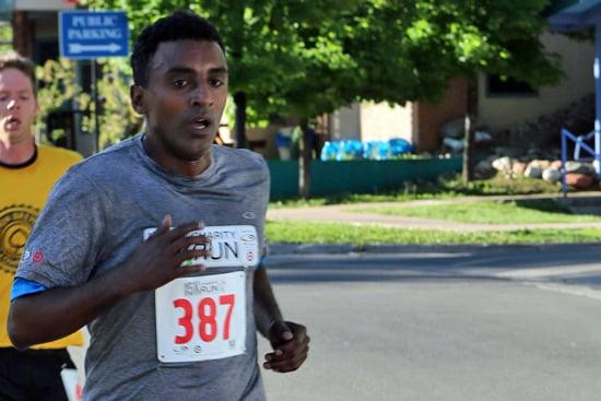 High-Altitude Runner