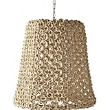 House Tyrell: Yountville Woven Abaca Pendant