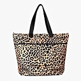 Out and About: LeSportsac Leopard Tote