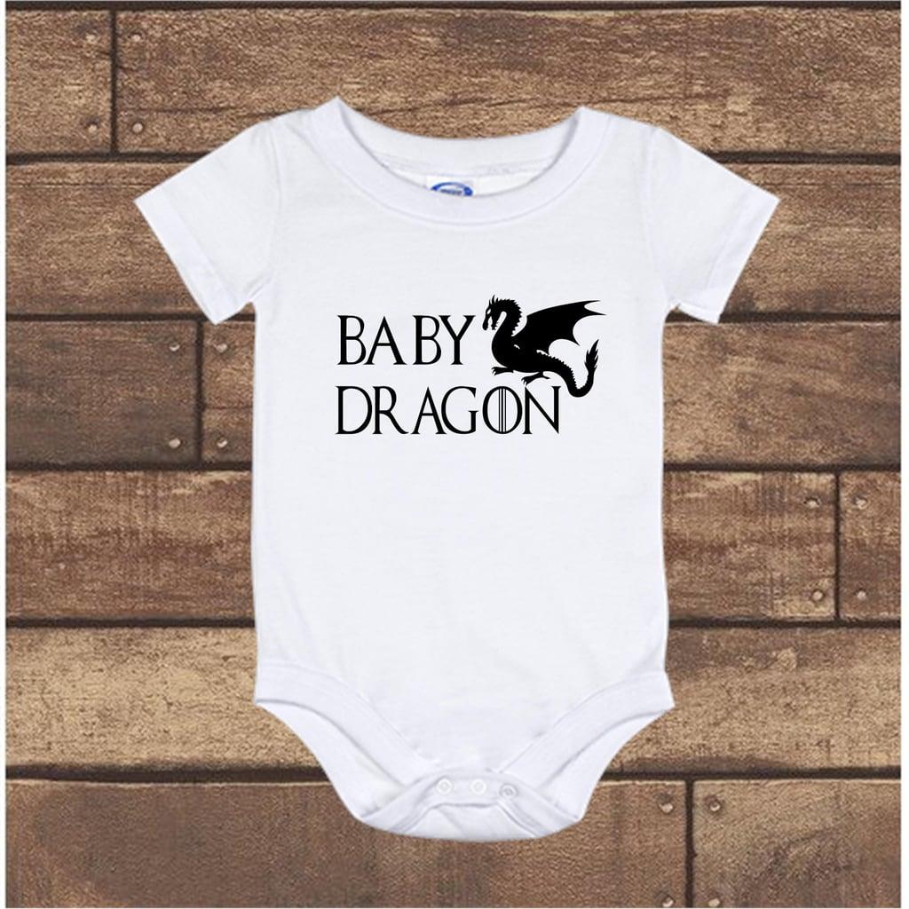 Baby Dragon Game of Thrones Onesie
