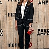 Sophia Bush was in attendance for the Target + Feed party in NYC.