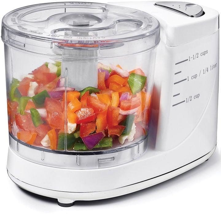 Mini Food Kitchen: JCPenney Cooks Mini Food Chopper