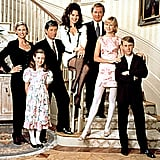 The cast of The Nanny were always dressed to the nines.